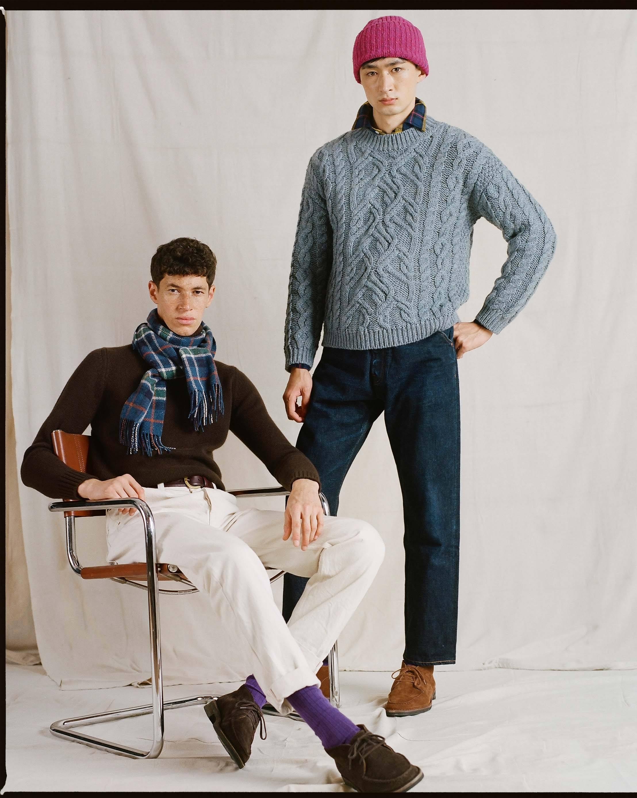A Knitwear Story