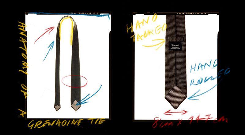 Anatomy of a Tie