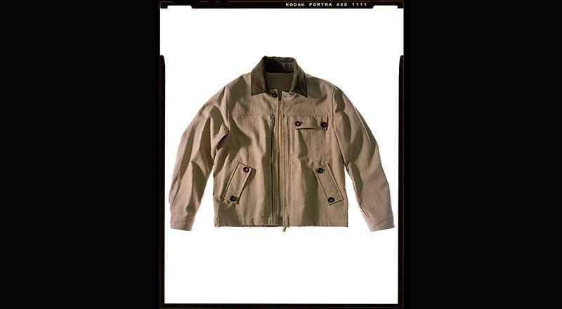 The Riding Jacket