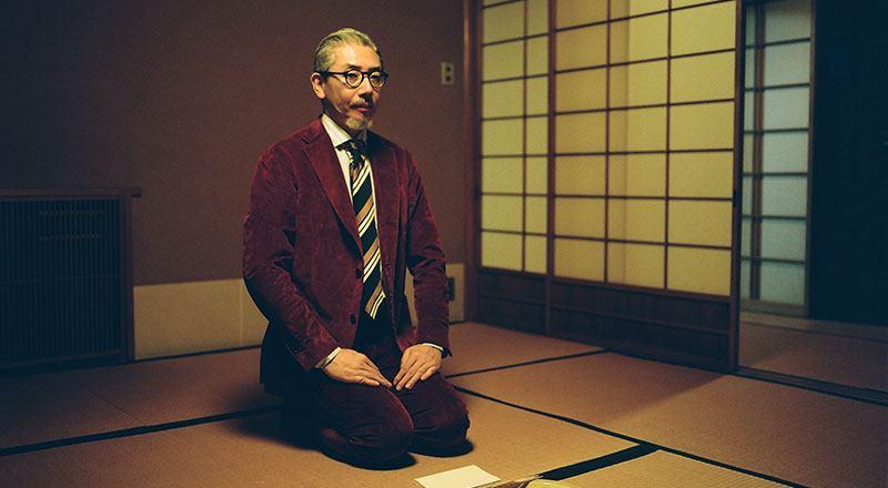 Sorimachi-san in Tokyo