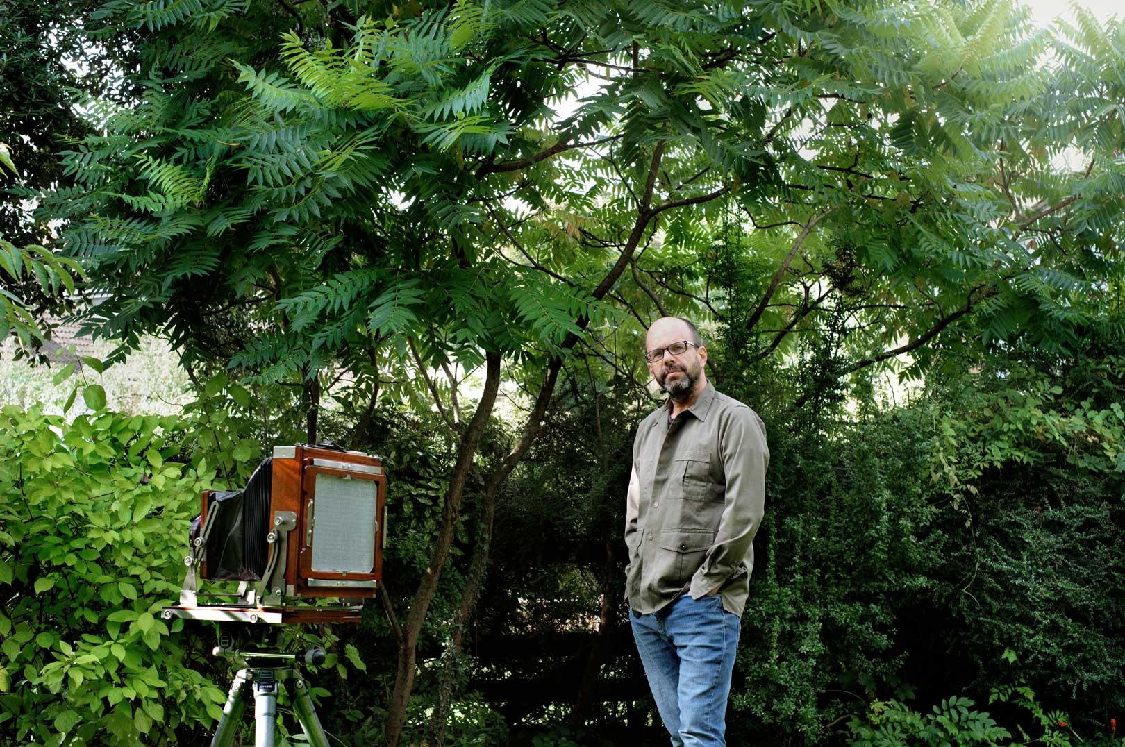 Artists in Shirts in Studios: Trevor Appleson