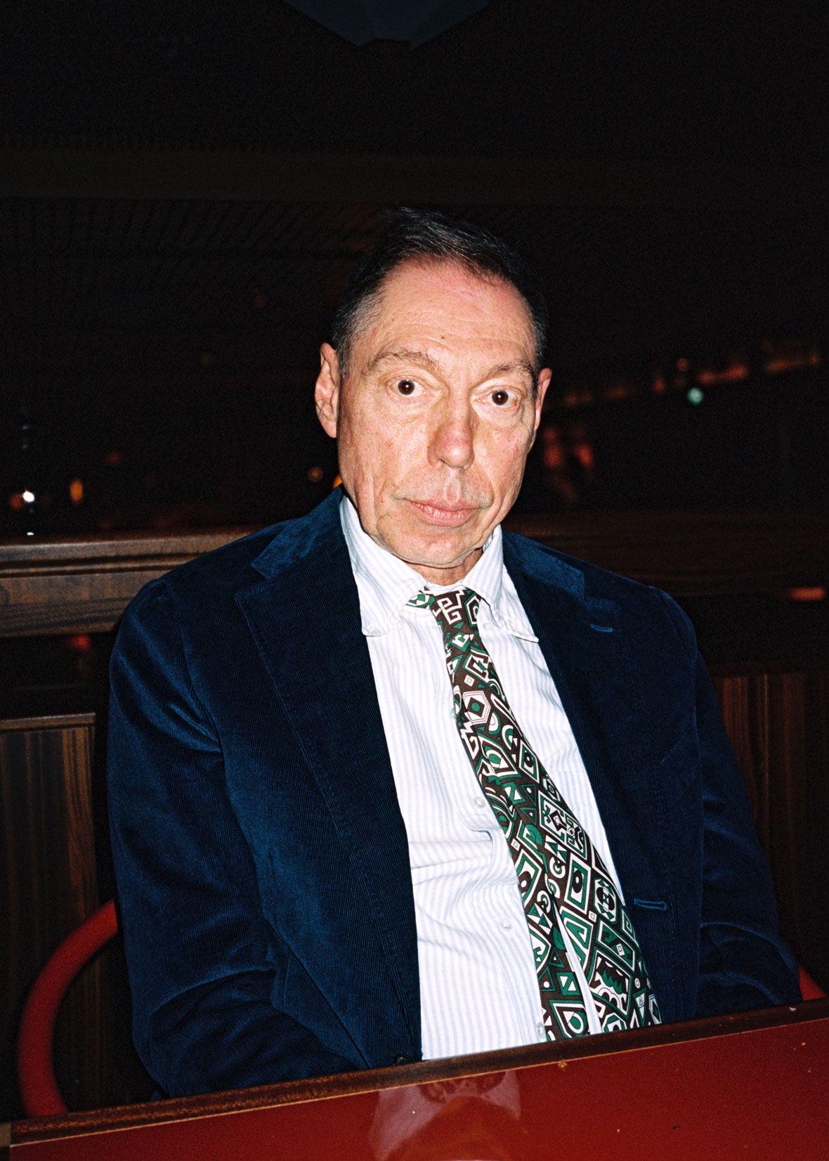 The Bureau: Musician and Composer, Peter Zummo