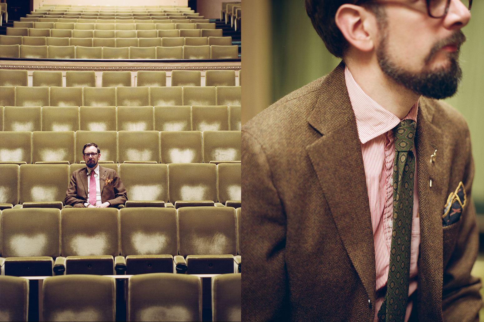 The Bureau: Film Critic and Broadcaster, Robbie Collin